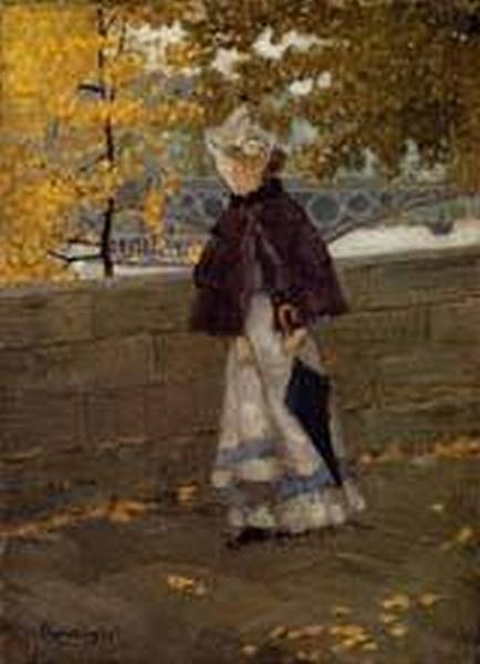 Along the Seine 1892 1894